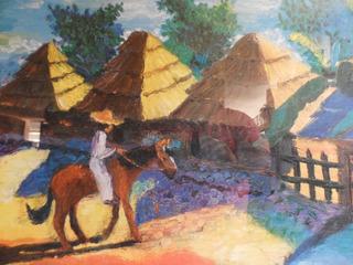 Paisaje Típico Mexicano Paisaje De México López Vega Chiapas