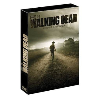 Box Set 4dvd The Walking Dead Temporada 2 Audio Latino