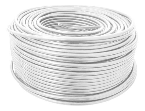 Imagen 1 de 3 de Cable Eléctrico Calibre 8 Caja De 100m Alucobre Somos Fabricantes Meses Sin Intereses