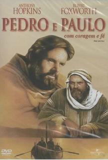 Dvd Filme - Pedro E Paulo (dublado/legendado/lacrado)