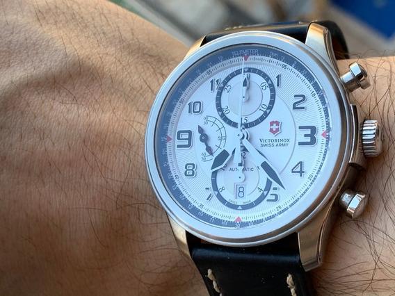 Relógio Victorinox Infantry Vintage Chrono Automatic 241449