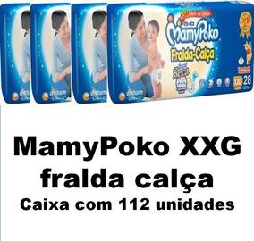 Mamypoko Fralda-calça Xxg Caixa Com 112 Undidades