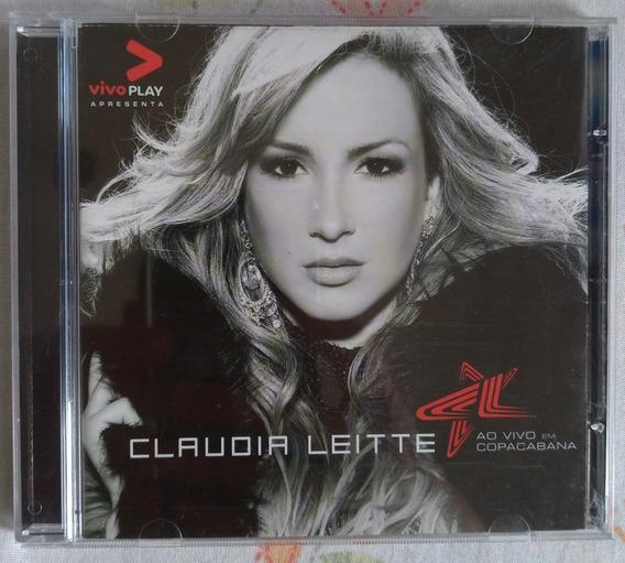 Cd Claudia Leitte Ao Vivo Em Copacabana