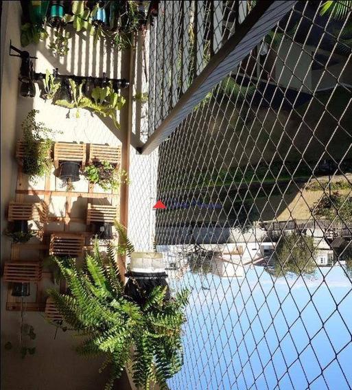 Apartamento Com 2 Dormitórios À Venda, 60 M² Por R$ 250.000,00 - Jardim California - Osasco/sp - Ap7360