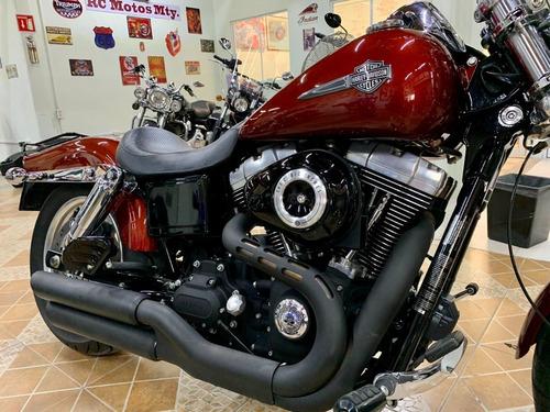 Harley Fat Bob 2009