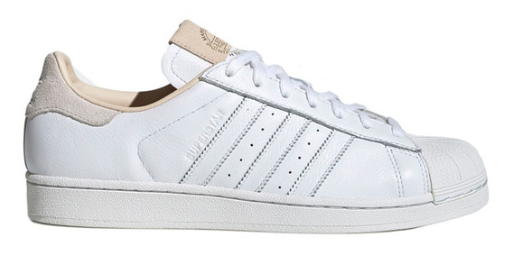Zapatillas adidas Originals Moda Superstar Hombre Bl/be