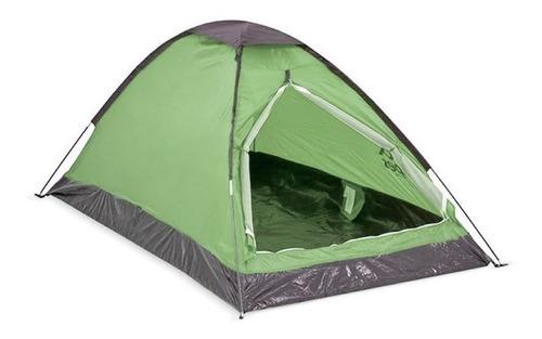Carpa Grande Camping Playera 4 Personas Resistente Campament