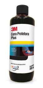 Cera Protetora Plus 500 Ml - 3m