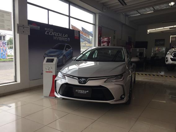 Toyota Corolla Híbrido 2020 1.8 Sedan Electrico Y Gasolina