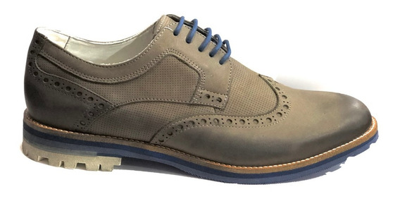 Ferracini Zapato Gaudi Cuero
