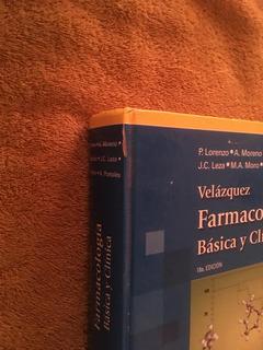 Libros De Medicina Farmacología Velazquez/ Fisiopatologia
