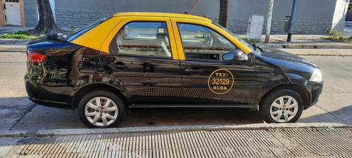 Imagen 1 de 14 de Fiat Siena 2015 Taxi