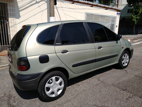 Imagem 1 de 10 de Renault Scenic 1999 2.0 Rt 5p