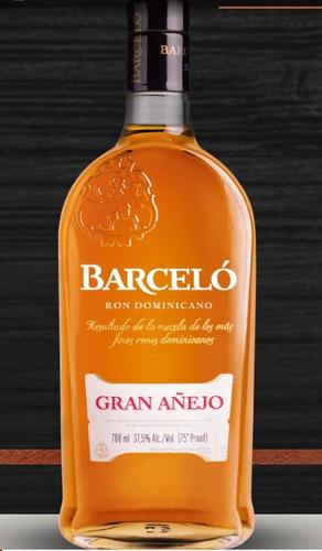 Ron Barcelo Gran Aãejo 1 Lt