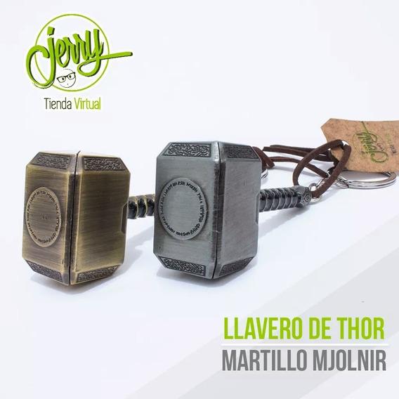 Llavero Thor (mjolnir)