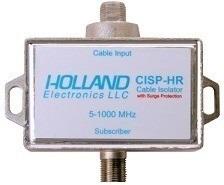 Isolatorcable Electronics Holland Cisp-hr 5-1000mhz