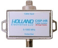 Isolatorcable Electronics Holland Cisp-hr 5-1000mhz