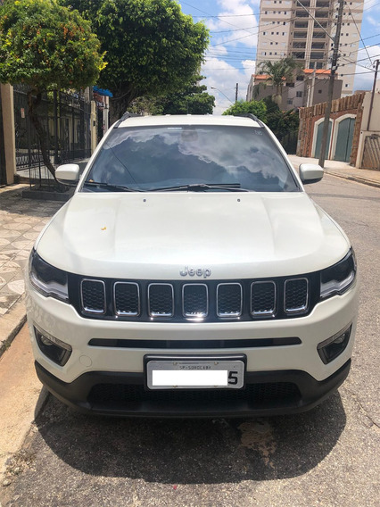 Jeep Compass Longitude 2.0 Flex 2018 Garantia Jul/2021 Beats