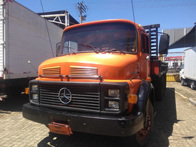 Mercedes-benz Mb 1113 - 1973 - Truck - Carroceria
