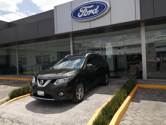 Nissan Xtrail Exclusive 5pas 2row 2015 Ta