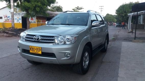 Toyota Fortuner 2.7cc Gasolina 2011