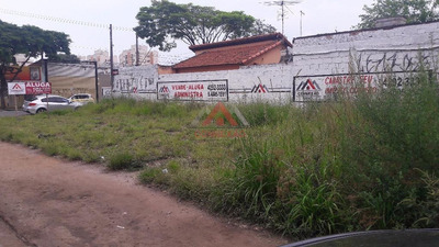 Terreno Residencial Para Locação, Centro, Suzano - Te0058. - Te0058