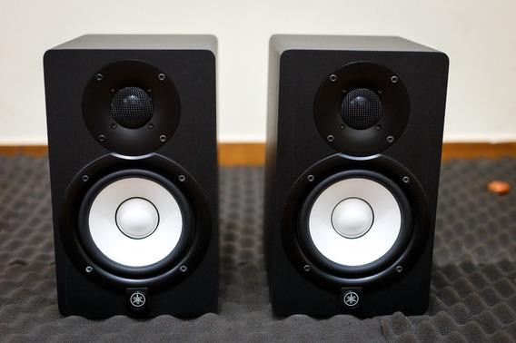 Monitor De Referência Yamaha Hs5 (par) 220v Ativo