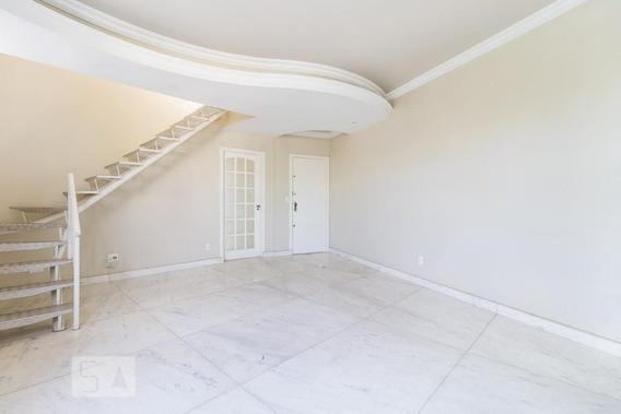 Apartamento No 2º Andar Com 4 Dormitórios E 2 Garagens - Id: 892953259 - 253259
