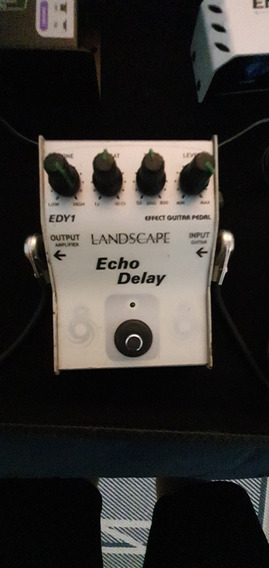 Pedal Landscape Echo Delay