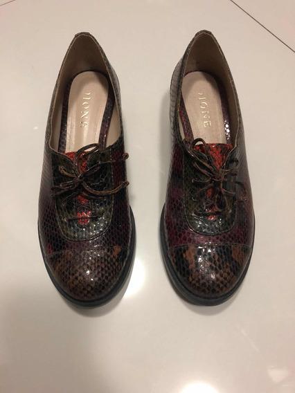 Zapatos Mocasines Dione De Piel Originales #24
