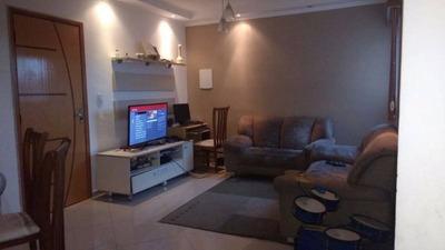 Apartamento Sem Condomínio Cobertura Para Venda No Bairro Vila Alzira - 8284gigantte