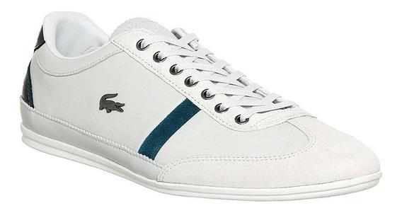 Tenis - Zapatos Lacoste Misano New Originales