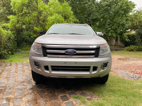 Ford Ranger 4x4 Limited Manual