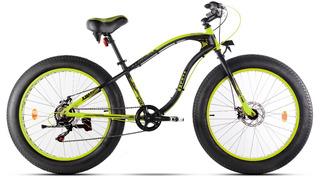 Bicicleta Fat Bike Aurora Bacota 2018 Shimano + Linga Oferta + Envio Gratis A Capital Federal En El Dia
