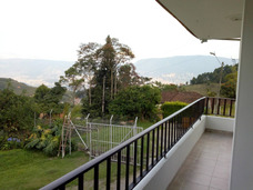 Casa Campestre Para Arrendar Medellin