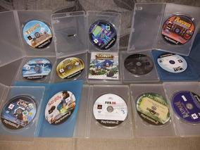 Jogos Playstation 2 Originais