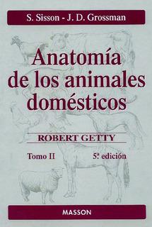Sisson. Anatomía Animales Domésticos 2 5ed