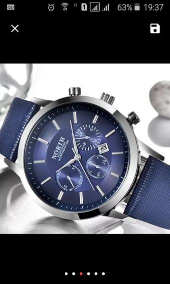 Promoção 2 Relógio Masculino + Brinde Um Relógio Digital