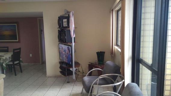 Apartamento Em Torreão, Recife/pe De 105m² 3 Quartos À Venda Por R$ 400.000,00 - Ap285286