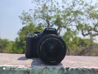 Cámara Profesional Canon Eos Rebel T6