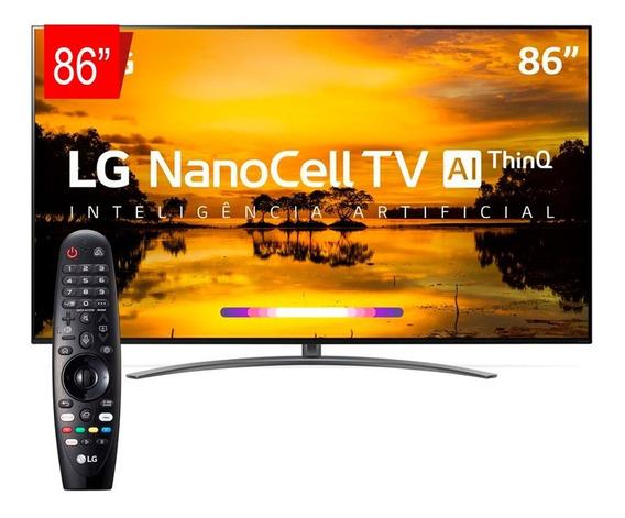 Tv Led 86 LG 86sm9070 Uhd 4k Thinq Ai