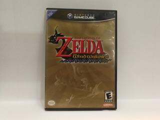 Zelda The Wind Waker Usado Para Game Cube