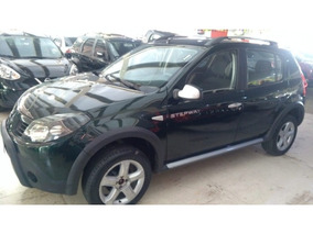 Sandero 1.6 Stepway 16v Flex 4p Manual 96442km