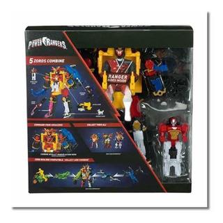 Power Rangers Super Ninja Steel Deluxe Megazord