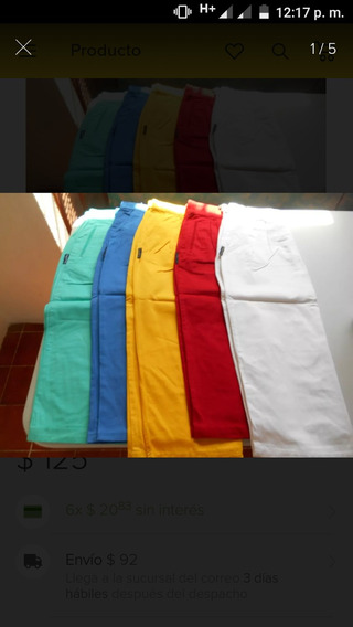 Lote De 15 Faldas Largas, 100% Algodon, Tela Tipo Gabardina