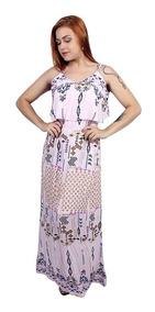 Vestido Longo Vivi - Asya Fashion