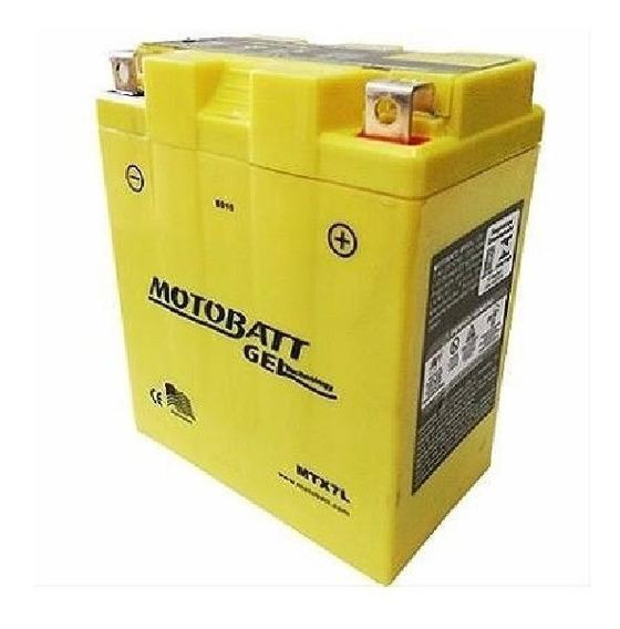 Bateria Moto 12v 7ah Twister 250 Cb 300 Fazer 250 Mtx7l