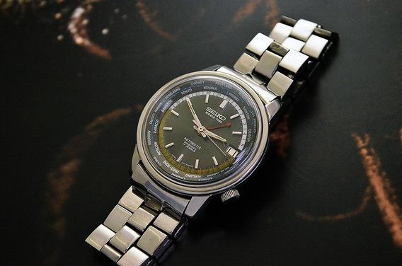 Seiko World Timer 6217-7000 De Outubro De 1967 - Tokyo Olymp