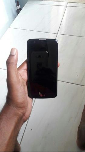 Celular LG K10 Zero Com Nota Fiscal 5 Meses De Uso