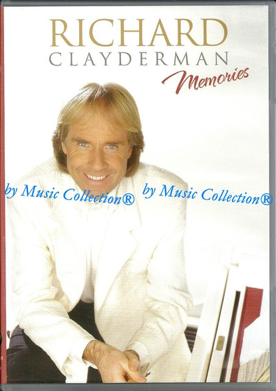 Richard Clayderman - Memories, Seminovo